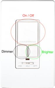 Multimedia Classrooms - Lighting CLW-DIM